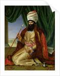 Portrait of Asker-Khan, Ambassador of Persia, in Paris in 1808 by Cesarine Davin