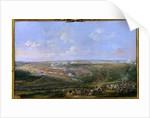 The Battle of Fontenoy by Louis Nicolas van Blarenberghe