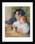 Gabrielle and Jean by Pierre Auguste Renoir