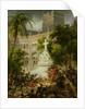 Assault on the Monastery of San Engracio in Zaragoza by Louis Lejeune