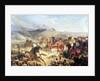 Battle of Solferino by Adolphe Yvon