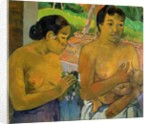 The Offering by Paul Gauguin