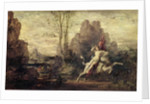 The Rape of Europa by Gustave Moreau