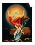 The Resurrection of Christ by Matthias Grunewald