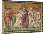 The Kiss of Judas, Scenes from the Life of Christ by Byzantine School