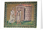 Judas Repents, Scenes from the Life of Christ by Byzantine School