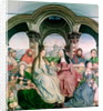 The Holy Kinship, or the Altarpiece of St. Anne by Quentin Massys or Metsys