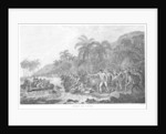 The Death of Captain James Cook 14th February by Benard