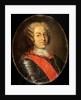 Portrait of Roland Michel Barrin, Marquis de La Galissonniere by French School