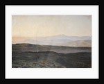 View of the Pyrenees from Plague by Edmond Yarz