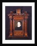 Portrait of Catherine de Medici by Francois Clouet