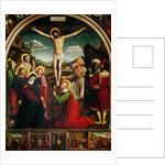 Crucifixion by Ludovico Brea