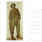 A Miner by Constantin Emile Meunier