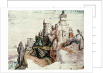 Fortified Castle by Albrecht Durer or Duerer