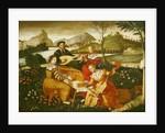 The Outdoor Concert by Italian School