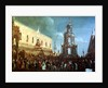 Feastday, St. Mark's Square by Gabriele Bella
