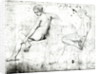 Study for the Turkish Bath by Jean Auguste Dominique Ingres