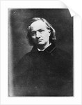 Charles Baudelaire by French Photographer