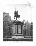Monument dedicated to General Lafayette 1899-1907 by Paul Wayland Bartlett