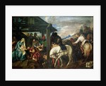 The Adoration of the Magi by Titian