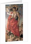 St. John the Baptist by Francesco del Cossa
