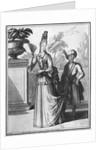 Noblewoman's dress by Robert Bonnart