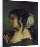 Reflection by Gustave Courbet