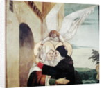 The Meeting of St. Anne and St. Joachim at the Golden Gate by Nicolas d' Ypres