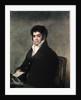 Portrait of Don Francisco del Mazo by Francisco Jose de Goya y Lucientes