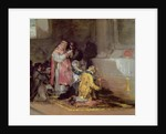 The Ill-Matched Marriage by Francisco Jose de Goya y Lucientes