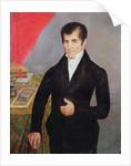 Don Jose Cecilio del Valle by Guatemalan School