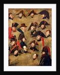 Generals of the Camp de Boulogne by Gerard van der Puyl
