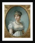 Hortense de Beauharnais by Jean-Baptiste Regnault