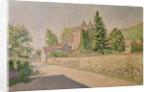 Chateau de Comblat by Paul Signac