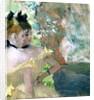 Dancers in the Wings by Edgar Degas