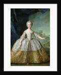 Infanta Isabelle de Bourbon-Parme by Jean-Marc Nattier