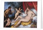 Venus and Pan by J. & Rottennhammer