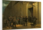 Arrest of the Generals Lecomte and Clement Thomas during the Paris Commune by Emmanuel Masse