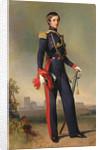Antoine-Marie-Philippe-Louis d'Orleans Duc de Montpensier by Franz Xaver Winterhalter
