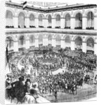 At the Paris Bourse by French School