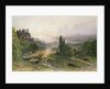 Landscape with a Large House by William Wyld