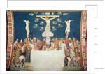 Calvary by Pietro Lorenzetti