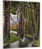 Undergrowth by Roger de La Fresnaye