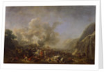 General Jean Andoche Junot Duc d'Abrantes, at the Battle of Nazareth by Nicolas Antoine Taunay