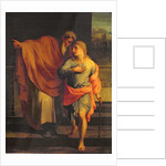 Jacob Sending his Son, Joseph, to Look for his Brothers at Sichem by Eustache Le Sueur