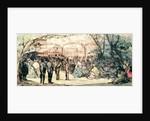 The Bal Mabille by Jules de Goncourt
