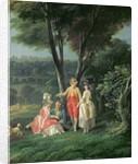 A Walk in the Park by Jean-Baptiste Hilair
