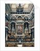 Funerary decoration to the memory of Henri II de Bourbon, Prince de Conde by Pierre Paul Sevin