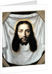 The Shroud of St. Veronica by Philippe de Champaigne