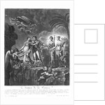 Allegory of the Good Government of Napoleon Bonaparte from 'Le Soutien de la France' by Alexis Chataigner
